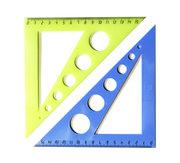 Треугольник 45x45