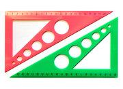 Треугольник 30x60
